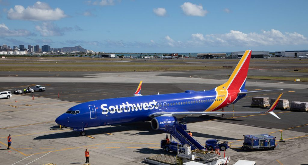 Southwest released cheap fares for its new flights to Hawaii.