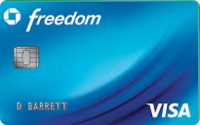 Chase Freedom is one of the best credit cards for specific bonus categories.
