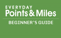 Points and Miles Beginners Guide