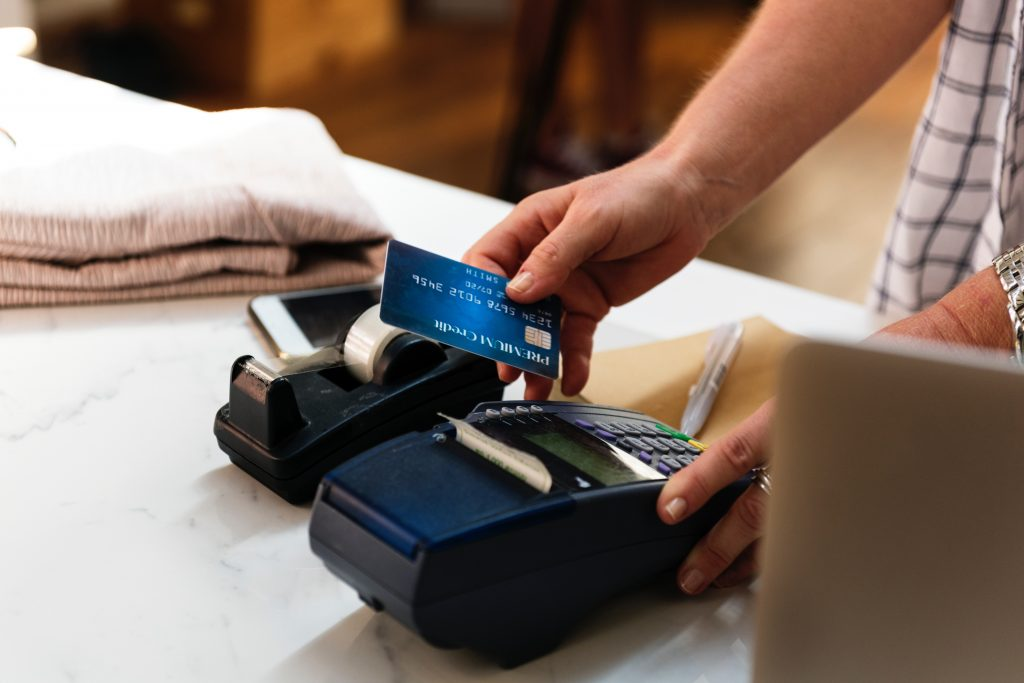 Using your credit card for every purchase is an easy way to meet minimum spend requirements