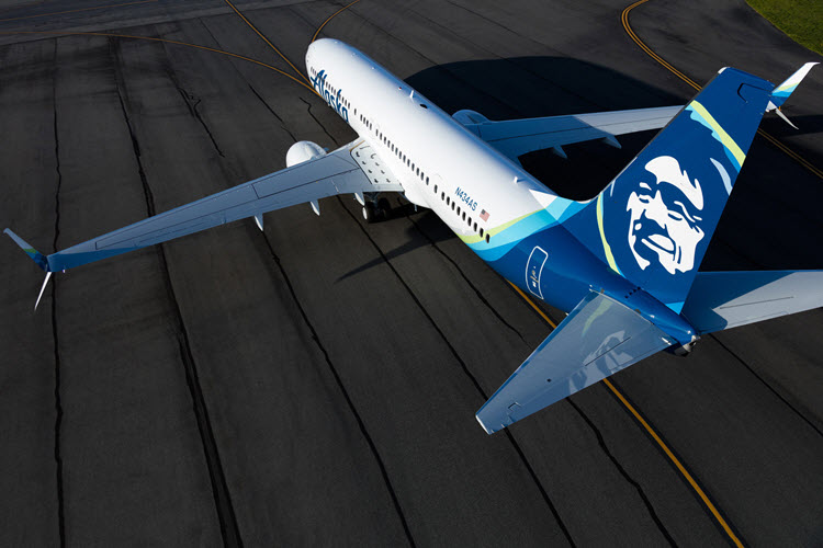 Alaska Airlines Companion Fare is one of the best deals among all airline credit cards, but it can also help travelers save on checked bags. Photo by Alaska.