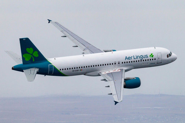 Flying Aer Lingus can be a great value when going from the east coast of the United States to Europe.