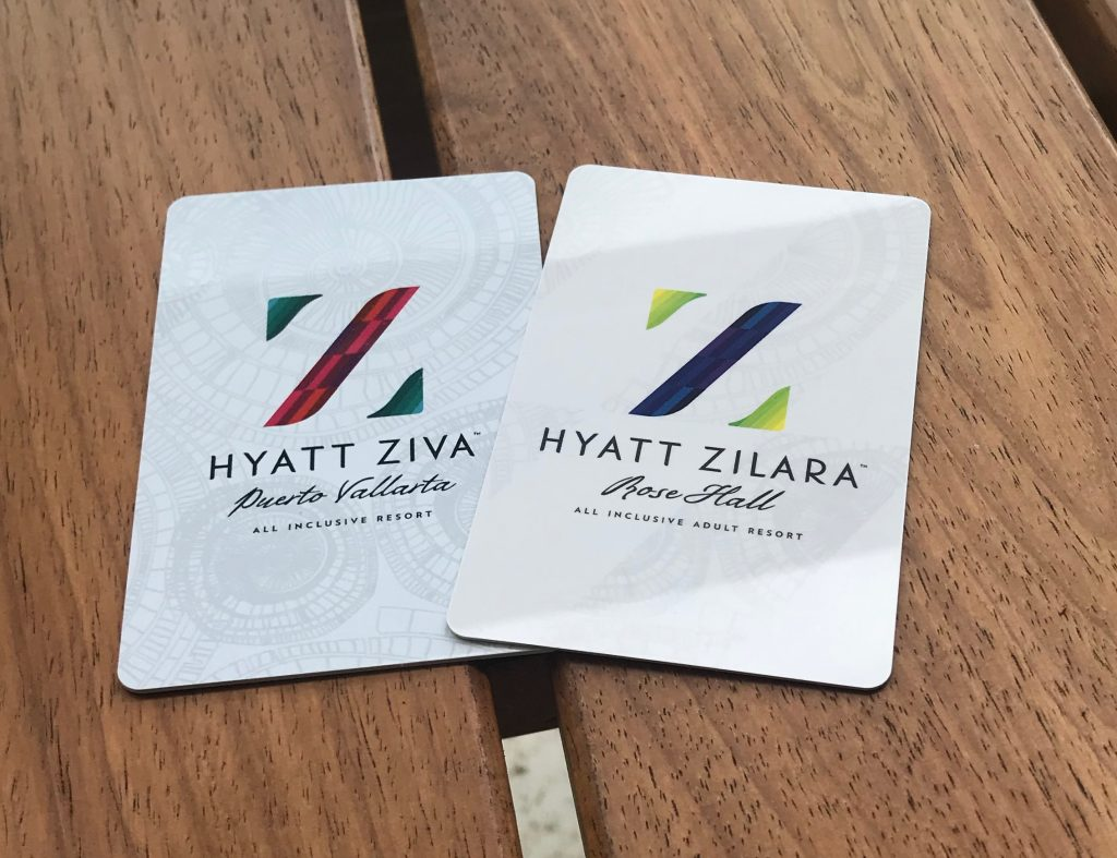 I've been to both the Hyatt Ziva Puerto Vallarta and the Hyatt Zilara Rose Hall.